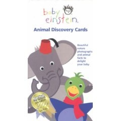 Animal Discovery Cards (Baby Einstein)