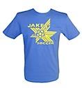 Jakes Retro T-shirts - Vintage Jakes Soccer Men's T-shirt