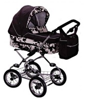 Lebruss 3-in-1 Pram