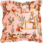 Cowgirl Pink Cushion