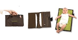 Melobaby - the all-in-one nappy wallet and baby change mat. Makes the ideal baby shower gift. Home Page-1.jpg