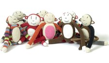 Anne-Claire Petit Barrel of Monkeys