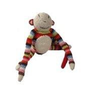 Anne-Claire Petit Multi Stripe Monkey