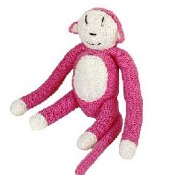 Anne-Claire Petit Pink Cashmere Monkey