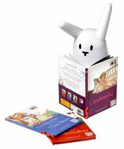 nabaztag the rabbit with ladybird books