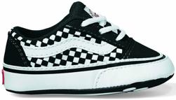 VANS Old Skool Infant Checkerboard Shoe