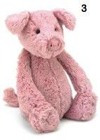 Bashful Piglet by Jellycat
