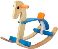 arabian rocking horse by plan toys