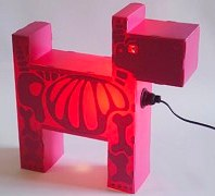 Dog Lights by EXCLUSIVE TO LEIGH HARMER