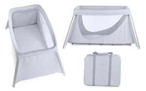 Easy Sleeper Travel Cot by Silver Cross