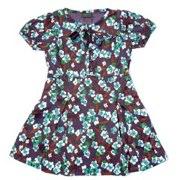 Avril Purple Dress by Simple Kids