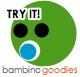 try it bambino goodies logo