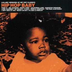 Hip Hop Baby CD