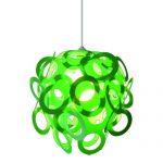Loopy Lu Green Lampshade