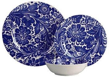Flores Azul Crockery