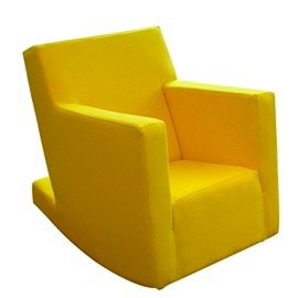 Soft Rocker Easy Chair by Committee
