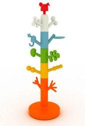 Dodo toy and Paradise Coat Tree