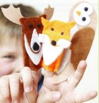 The Endangered Species Finger Puppet Kit