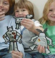 Create It Robot Kit