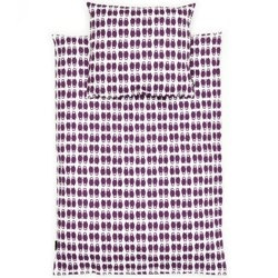 owl bedding purple by MOW Living
