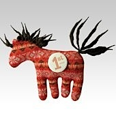 cathal the horse soft toy