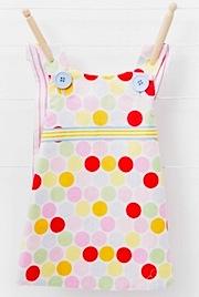 Oobi Baby Betty Sailor Dress
