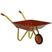 Childrens metal Wheelbarrow