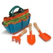 children's gardening set