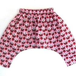 Retro Tulip Baba Sarouel Pants by RosieGoa