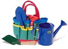 Vilac Garden Tools Set in Bag