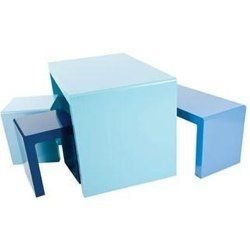 Blue Shades Furniture Set by Sebra