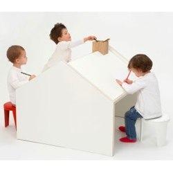 NINETONINE - DESKHOUSE, desk, play table or hut!