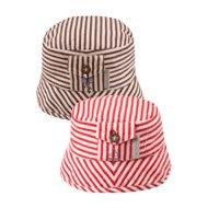Stripe Twill Hat