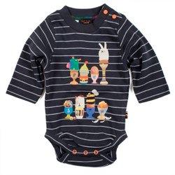 Paul Smith Childrens Wear - Printed Baby Grow