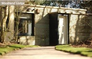 Holiday Lodge Accommodation woodland lodge