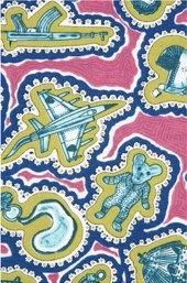 Sissy, B, Tana Lawn Liberty Fabric By Grayson Perry