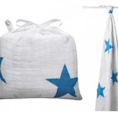 Blue Star Muslin By Aden and Anais