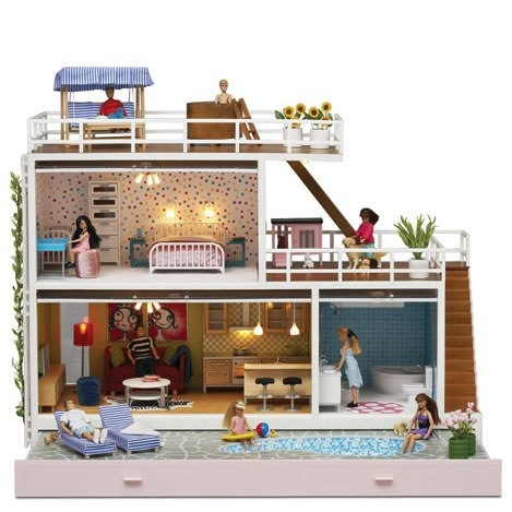 Lundby Stockholm Doll House
