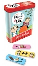 Charlie and Lola Plasters