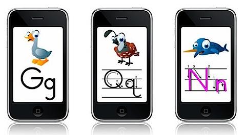 Critical Matter - ABC Animals iPhone Application
