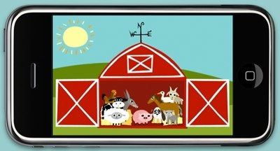 Peekaboo Barn - iPhone Game for Toddlers