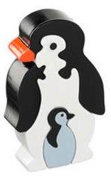 3 Piece Penguin & Baby Jigsaw