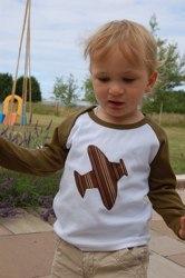 Fly Away Long-Sleeve Organic T-Shirt