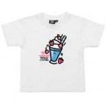 my milkshake brings all the boys to the yard t-shirt for girls