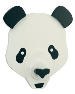 sienna panda coat hook