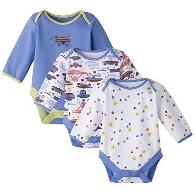 John Lewis Baby Space Themed Bodysuits