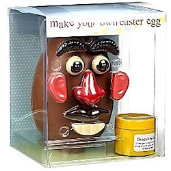 make your own easter egg by chef marshall