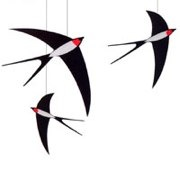 'Sweet Swallow' Flensted mobile