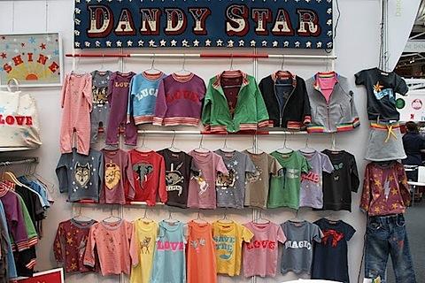 dandy star at bubble