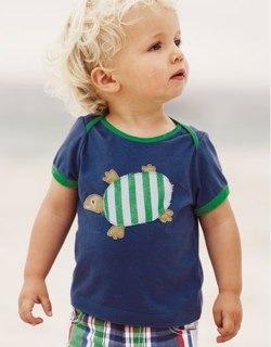 Boden - Baby Appliqué T-shirt
